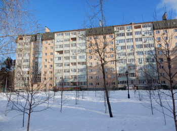 Новостройка Жилой дом на ул. Героев Курсантов